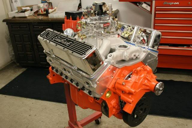 Building The Little 383 Small Block That Could