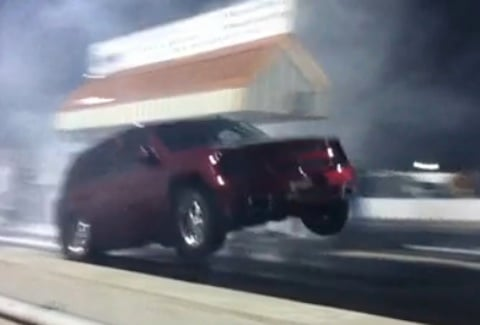 Video: Bumper-Draggin' Trailblazer SS Runs 9's! - Chevy ...