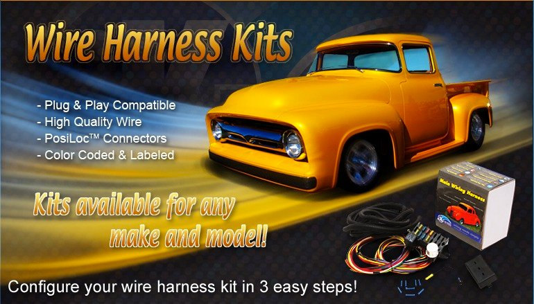 keep it clean wiring makes wiring your hot rod easy chevy hardcore