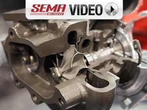 SEMA 2011: Garrett's New GTX2863R Street/Track Turbocharger