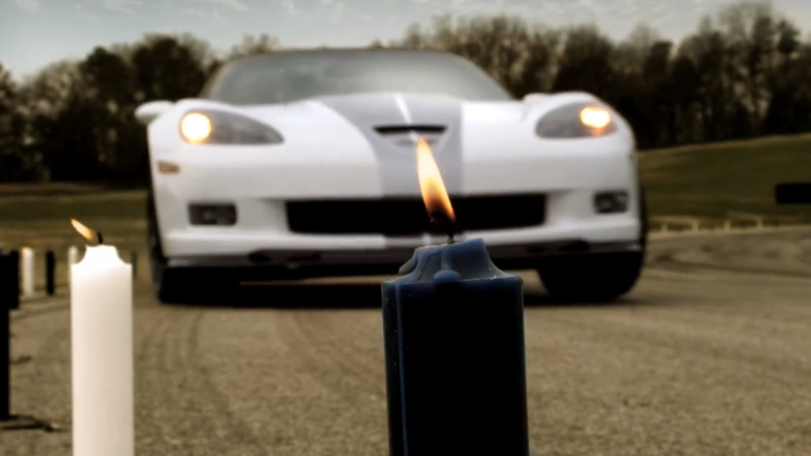 "Video: ""Candles"" - How the Corvette Celebrates it's 60th Birthday"