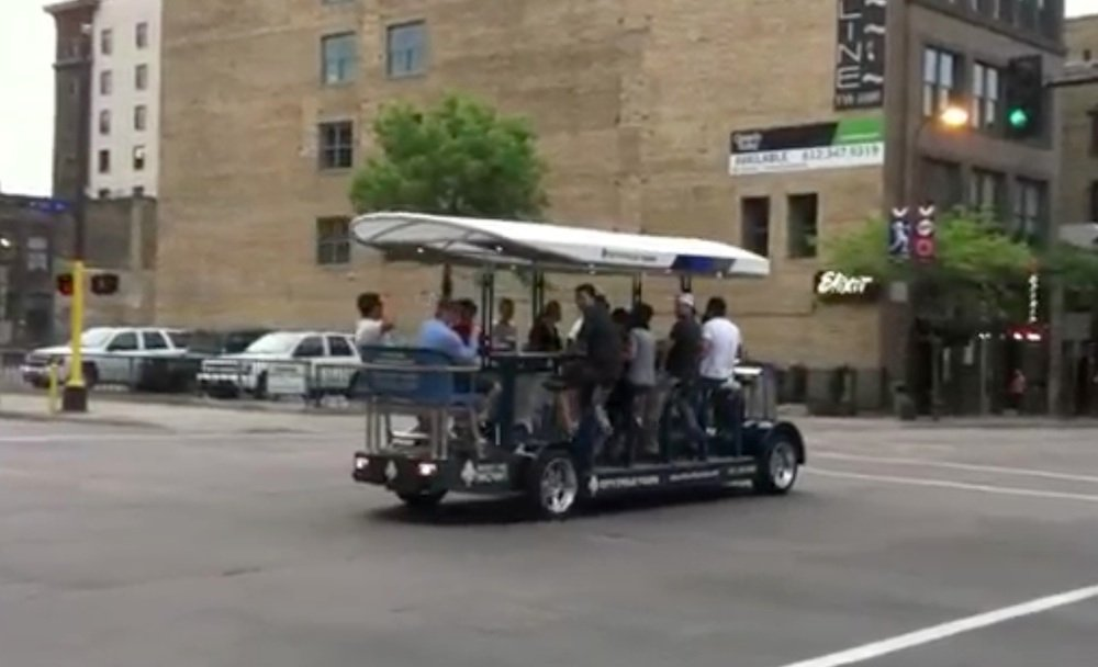 Video: Heidt's Hot Rod Parts And The People Powered Beer Wagon
