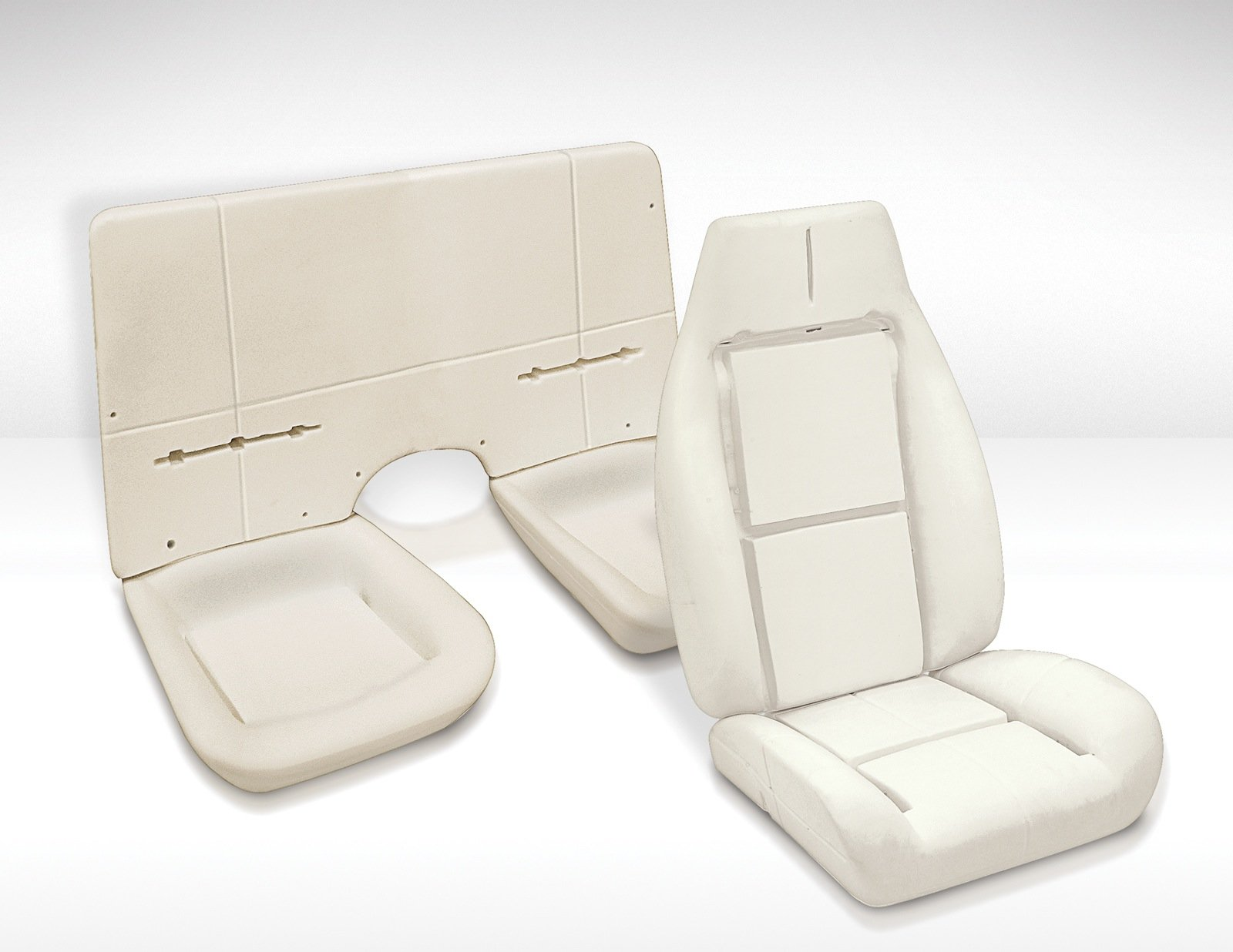 Classic Industries Seat Foam Makes 3rd Gen Camaros To Sit
