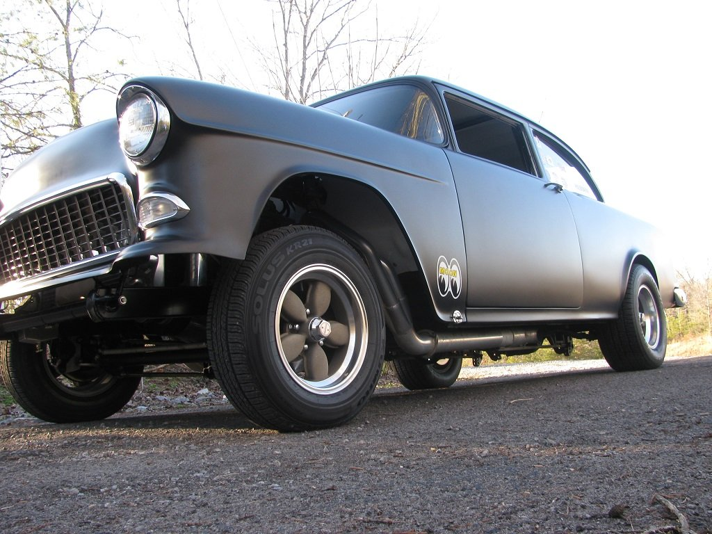 Two Lane Blacktop '55 Has An Evil Twin