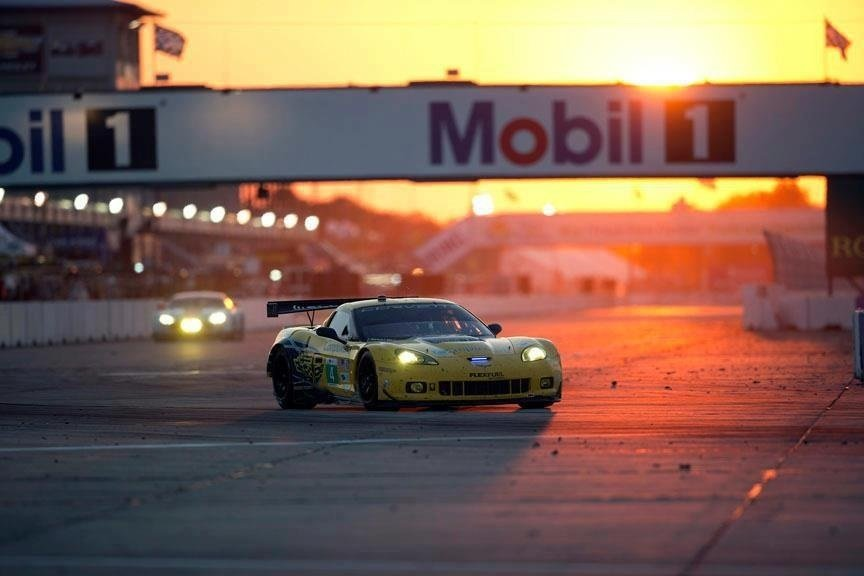 Video: Get Behind the Wheel with Corvette Racing's Tommy Milner