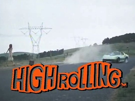 High Rolling: Sex, Drugs, and a Lime Green C3 - Welcome to 1977