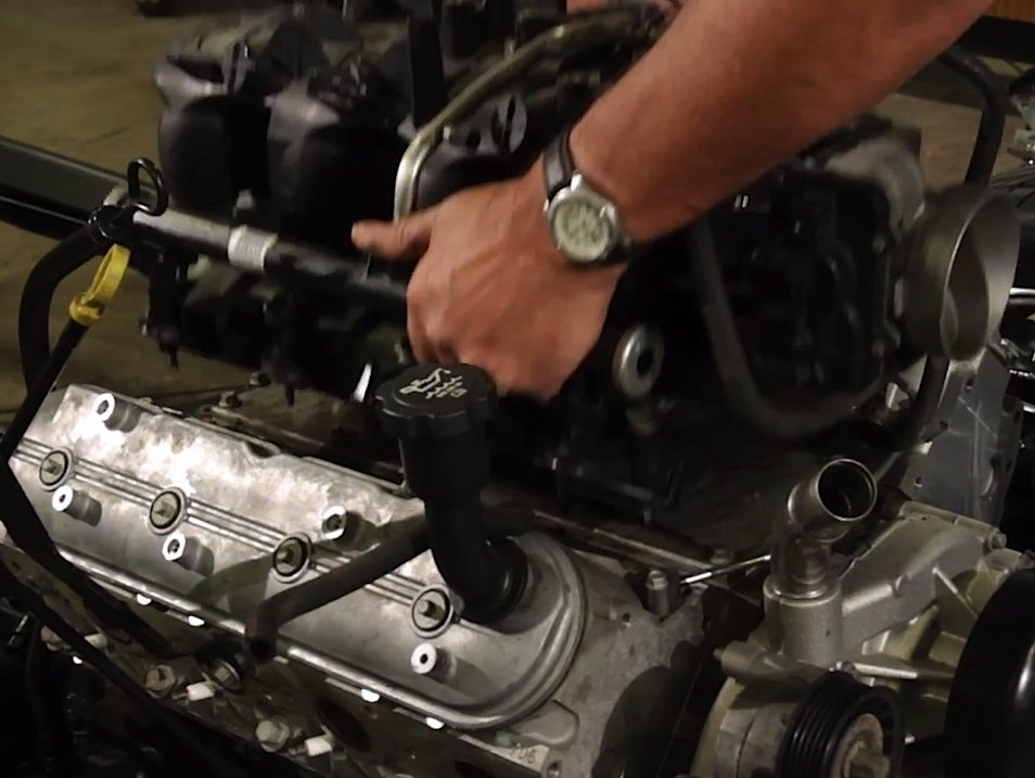 Video: Chuck Hanson Builds an LS-Powered 1969 Chevelle Part 2
