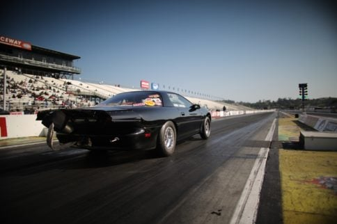 BlownZ Runs 7.69 To Earn Title Of Quickest Magazine Project Car