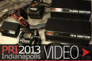 PRI 2013: FAST Introduces a Full Line of Ignition Components
