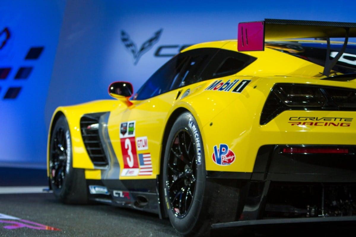 Video: New C7.R Corvette Poised to Win Races