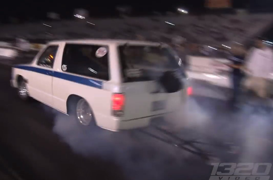 Video: Daniel Burk's Blazin' 1,300 HP Chevy Blazer
