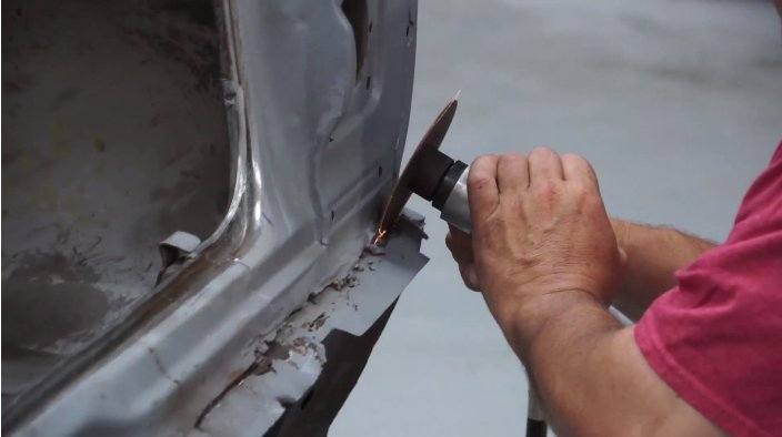 Malibu Monday: Replacing Bad Metal on the '65 Malibu SS (for 2/24)