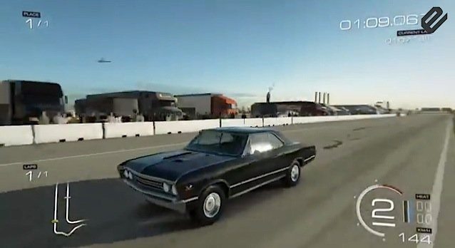 Video: 1967 Chevelle SS in Forza Motorsport 5