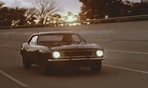 Vintage 1967 Camaro Design Video