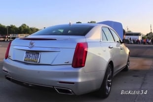 Video: Tune-Only 2014 CTS V Sport is Quite Impressive