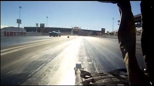 Video: Six Seconds On A Wheelie Bar!