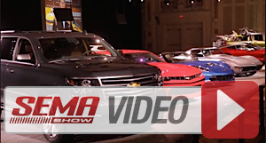 SEMA 2014: Chevy Unveils an Amazing Array of Cars and Trucks
