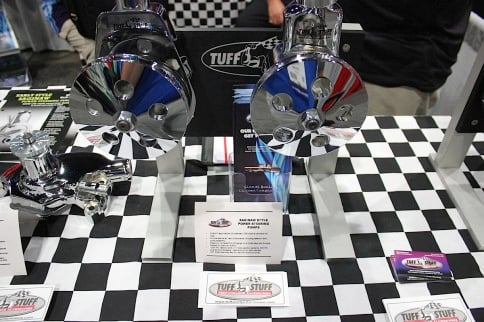 SEMA 2014: Tuff Stuff Introduces Flashy Accessories For Restomods