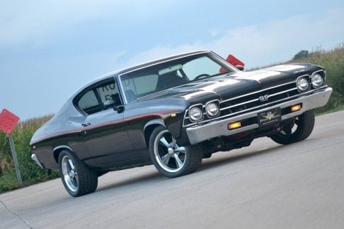 Video: V8TV Debuts Their Freshly Built 1969 Chevrolet Chevelle