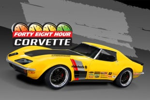 The Forty Eight Hour Corvette Comes to a Close