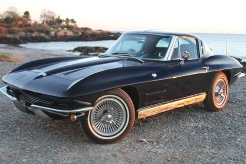 Top 5 Corvettes Of All Time: #1 1963 Corvette Coupe