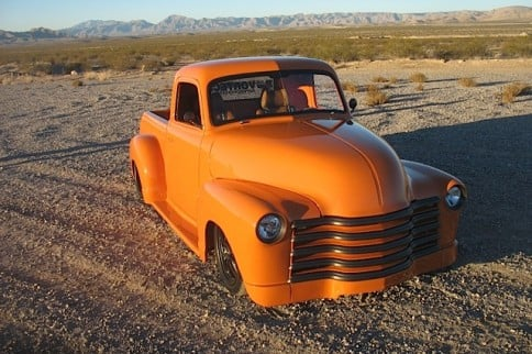 "Video: '52 Pickup ""Vicarious"" Takes Best Truck Honors At SEMA 2014"