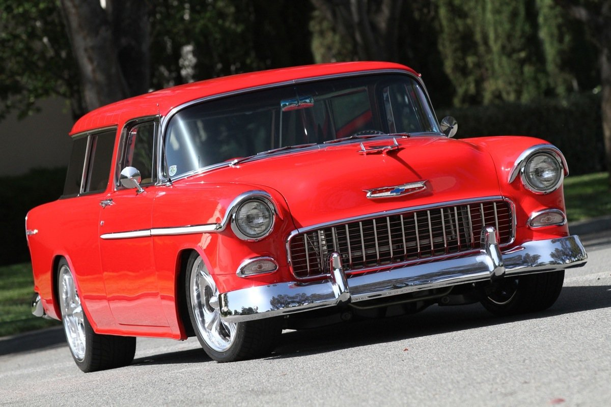 What Makes A 50 U0026 39 S Chevy Wagon A Nomad