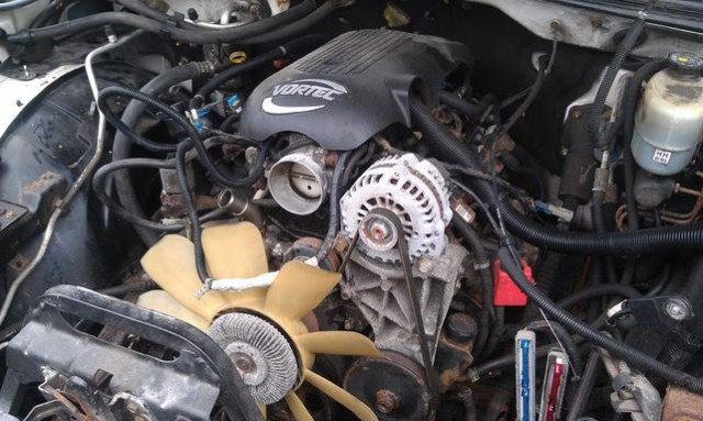 a true budget ls swap using junk yard parts rh chevyhardcore com