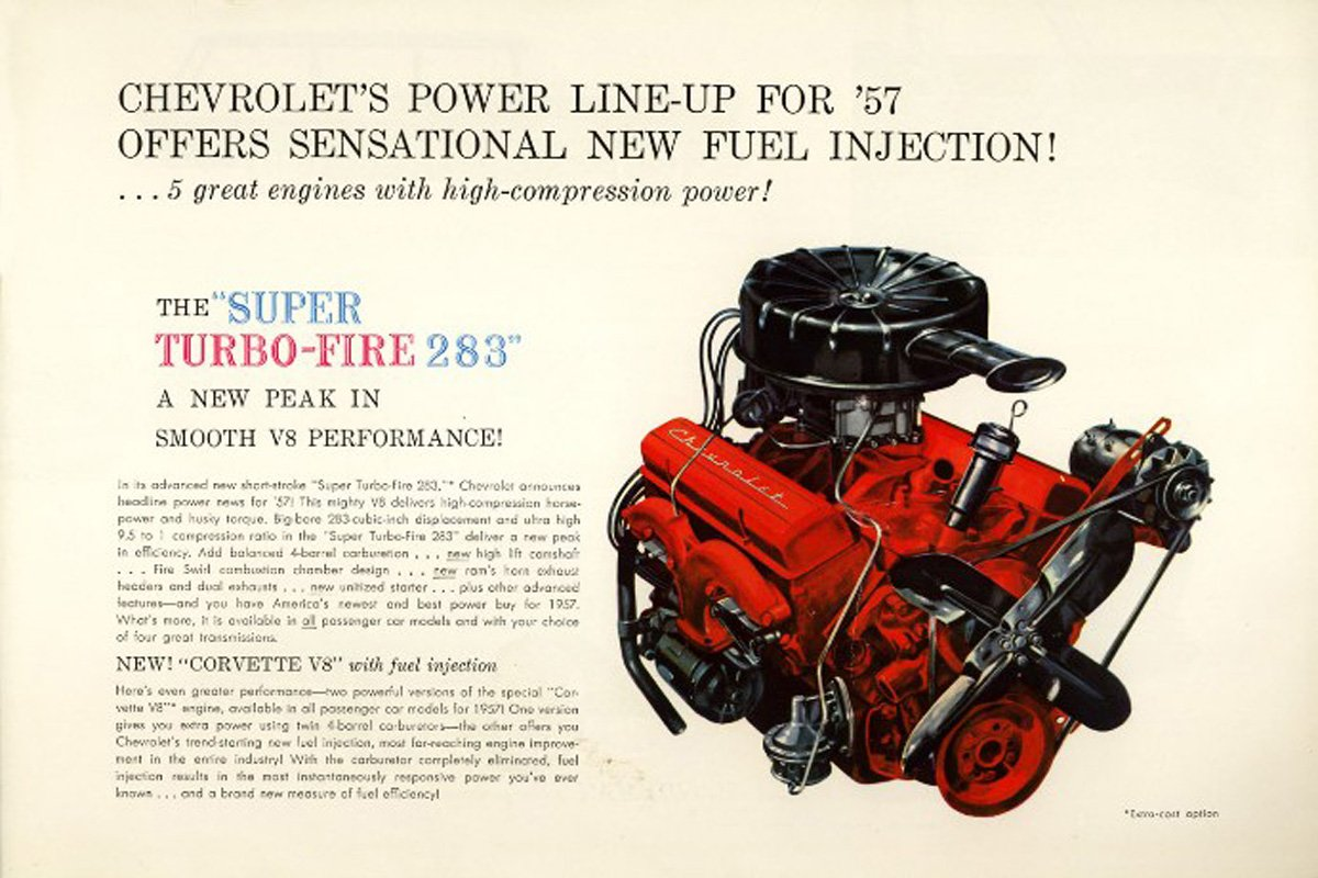 small block  it was 1955 when ed cole s chevrolet engineering group got together to build a more powerful engine for the new corvette at the time the corvette s engine