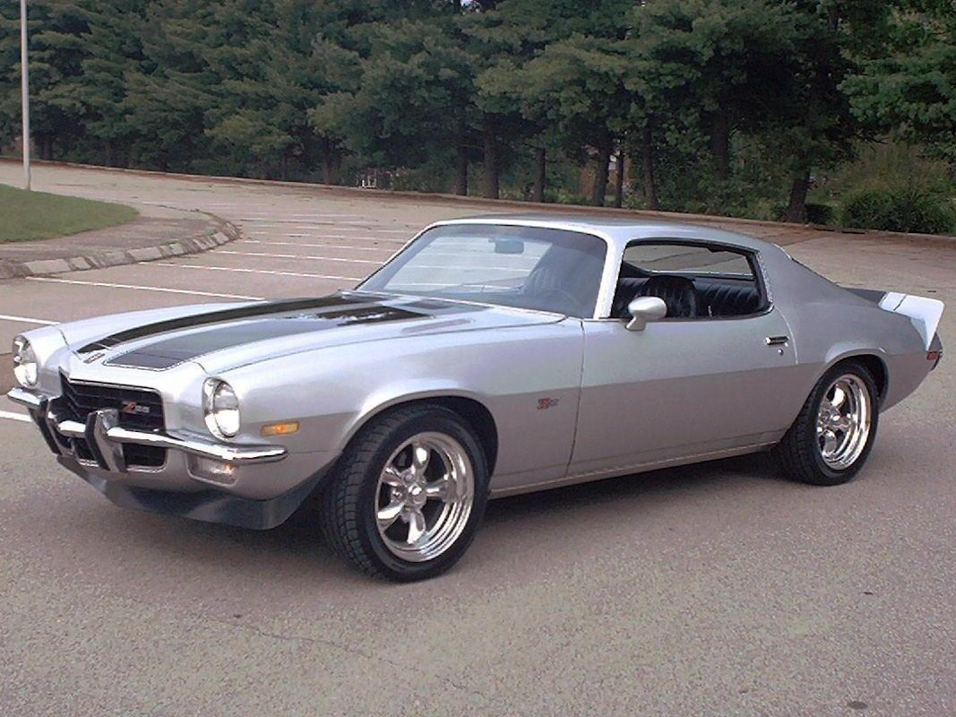 Differences Within A Generation: 1970 to 1973 Camaro