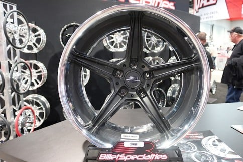 SEMA 2015: Billet Specialties Concave Pro Touring Wheels