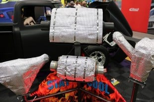 SEMA 2015: Heatshield Products Can Keep You Cool Under The Heat