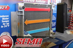 SEMA 2015: Tri-Flow Radiators and Line Flaring Tools From Eastwood