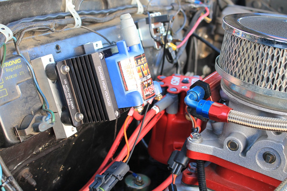 Msd Distributors A Ready To Run Or Pro Billet And 6al Wiring Diagram For Chevy Corvette You Wont Be Able Make These Kinds Of Adjustments Your Timing Curve With The Rtr Distributor Boosted Engine Youll Need More Control Than