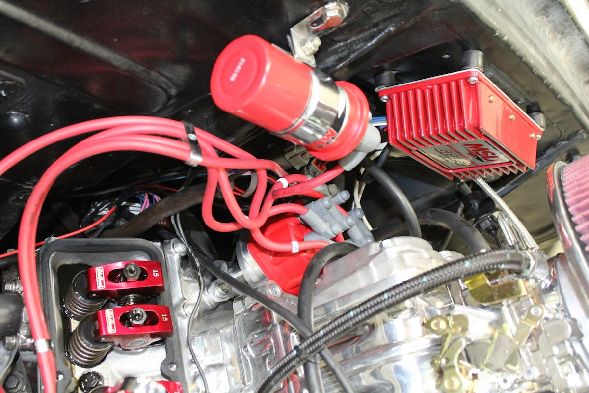 Msd Box Combination 6al Ignition Wiring Diagram Distributors A Ready To Run Or Pro Billet And
