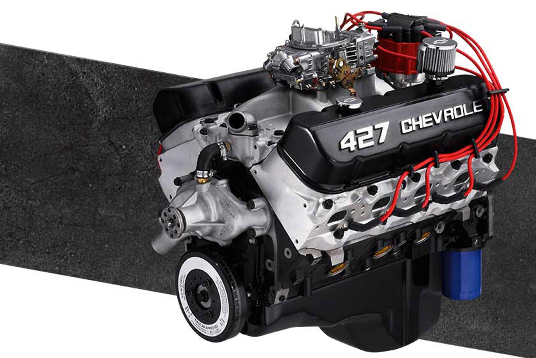 the 427 big block comparing l88 zl1 zz427 engines. Black Bedroom Furniture Sets. Home Design Ideas