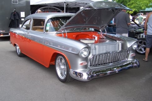 Goodguys Pacific NW Nationals Goes BIG