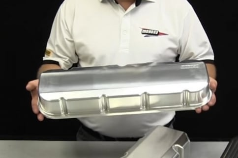 Video: Moroso's Wide Range Of Performance Valve Covers