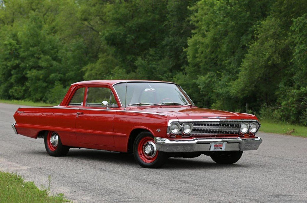 From Fleet To Flash: This '63 Biscayne Gives Utility Some Flair!