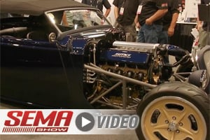 SEMA 2017: Factory Five Shows Off Amazing Customer Builds