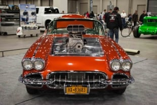 What Have We Here? A 1959 Corvette Named Clockwork Orange