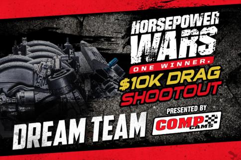 "Announcing the $10K Drag Shootout ""Dream Team"" - Applications Open!"