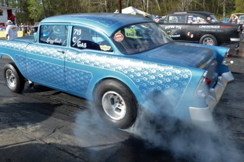 Southeast Gassers Go Wheels-Up In North Carolina Opener