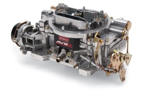 Edelbrock's AVS2 Carburetor: Improving Response and Modulation