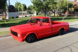 Allan McCostlin's Restomod 1970 Chevy C10 Blends Form And Function