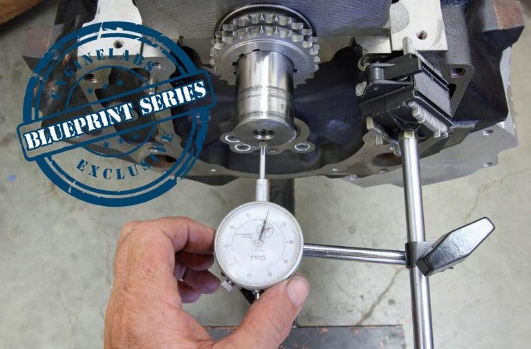 Blueprint Series: The Thrust Bearing And Setting Crankshaft Endplay