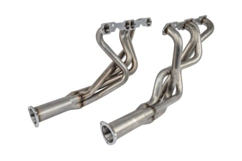 JEGS Releases 409 Stainless-Steel Small-Block Chevy Headers