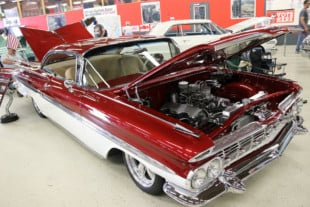Three-Event Spectacular At 2019 Carlisle Chevrolet Nationals