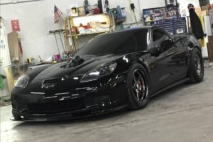 ProCharged 1,100-Horsepower Z06 Makes For A Fast Daily Driver