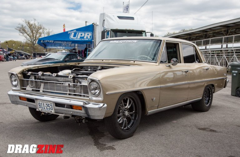 """Four Door Fun: Heath Forshee's Boosted 1966 Chevy II """"Gracie"""""""